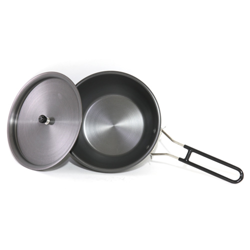 왕초 블랙 뚜껑밥그릇(大) Boss Black Cover Rice Bowl(L) NO.A-0790