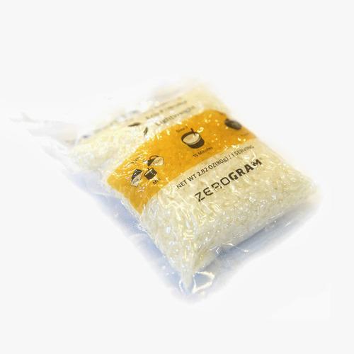 제로그램 친환경 알파미 뜨거운물 차가운물 가리지않고 밥이되는 냉동건조 쌀