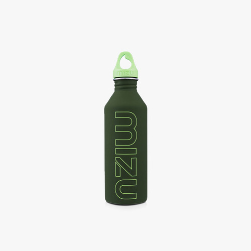 MIZU M8 Soft Touch ARMY GREEN  - 800ml