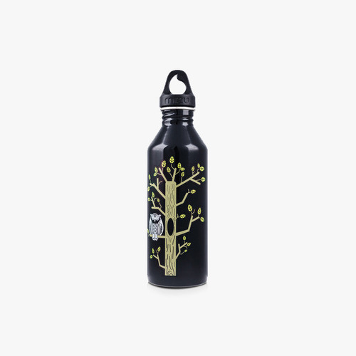 MIZU M8 Skye Walker Owl Glossy BLACK - 800ml