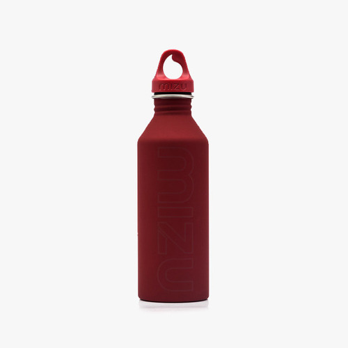 MIZU M8 Soft Touch BURGUNDY - 800ml