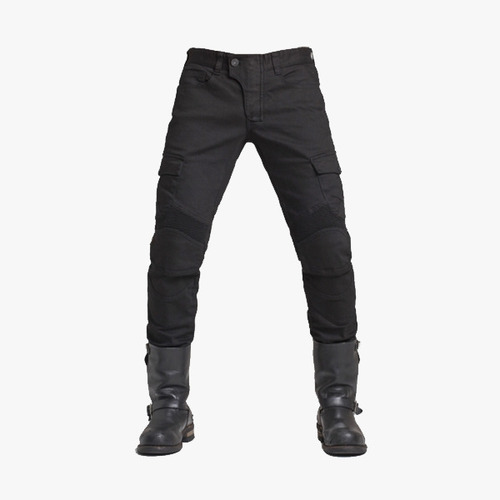 어글리브로스 Uglybros Motorpool-Black (Cargo pants)