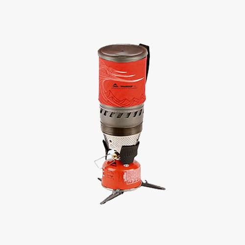 호상사정품 MSR 엠에스알 윈드보일러 1.0L/레드리액터 스토브의 기술을 적용한 가장 효율적인 개인용 스토브