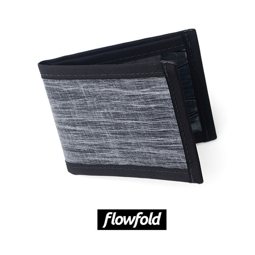 플로우폴드 FLOWFOLD VANGUARD WALLET LTD HEATHER GREY