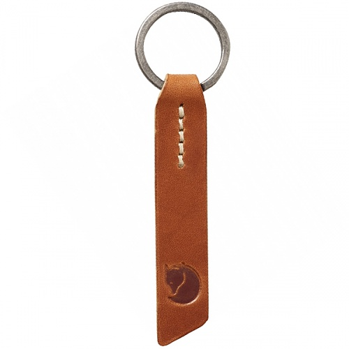 피엘라벤 Fjallraven 오빅 키링 Ovik Key Ring (77309) - Leather Cognac