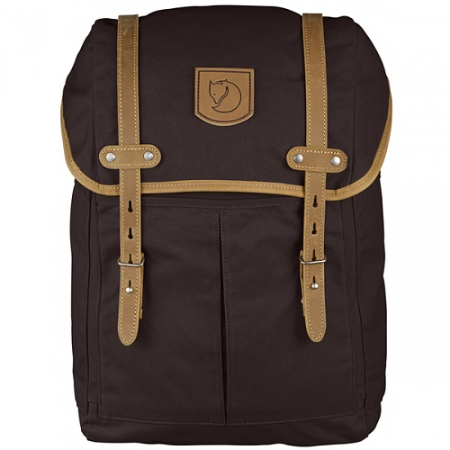 피엘라벤 Fjallraven 럭색 NO.21 미듐 Rucksack No.21 Medium (24205) - Hickory Brown