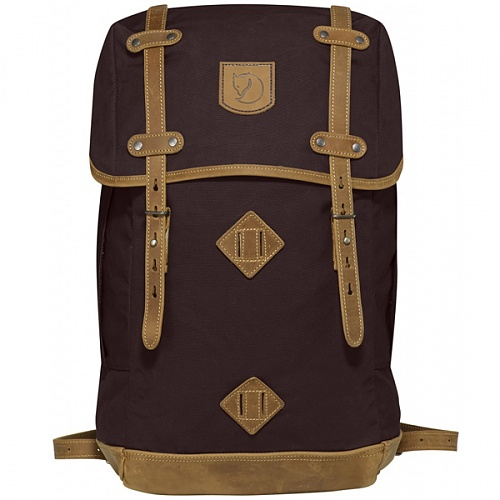 피엘라벤 Fjallraven 럭색 라지 NO.21 Rucksack No.21 Large (24206) - Hickory Brown