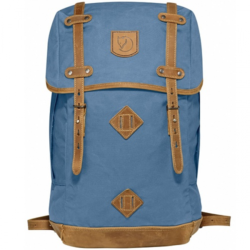 피엘라벤 Fjallraven 럭색 라지 NO.21 Rucksack No.21 Large (24206) - Blue Ridge