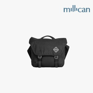 밀리컨 Millican NICK THE MESSENGER BAG 13L 닉 더 메신저 백 13L _GRAPHITE