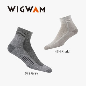위그암 Wigwam Cool-Lite Hiker Pro Quarter(UP) F6066 /울양말/등산양말