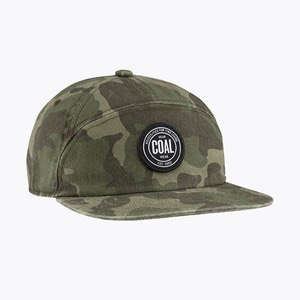 콜 Coal 19SS The Will Camo OSFM