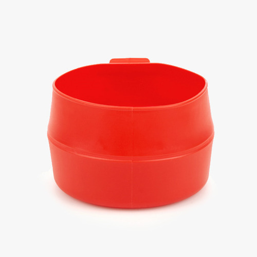 윌도 Wildo 접이식 컵 (폴더컵) 라지 - 레드