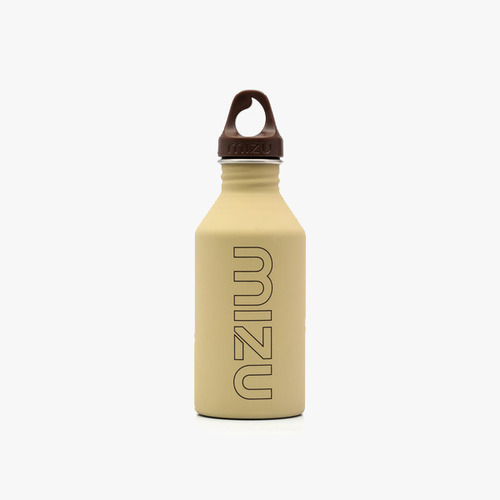 MIZU M6 Soft Touch KHAKI - 600ml