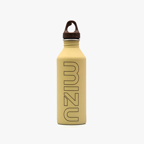 MIZU M8 Soft Touch KHAKI - 800ml