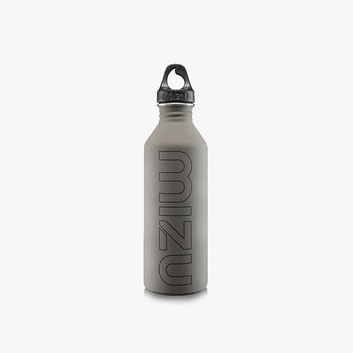 MIZU M8 (Soft Touch GREY) - 800ml