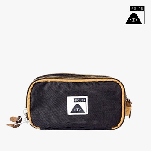 폴러 스터프 DOPE DOPP KIT - BLACK