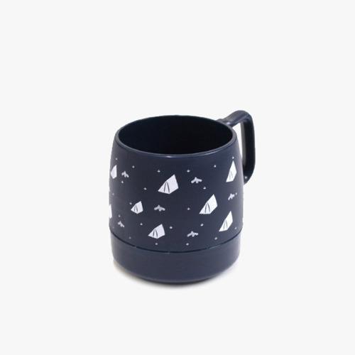 다이넥스 Cayl Campsite Dinex Classic Cup(미드나잇블루)가볍고 보냉 효과가 뛰어난 머그컵