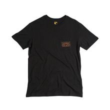 폴러 스터프 POLER STUFF 선샤인 포켓티 POCKET TEE SUNSHINE/OUTDOORS BLACK